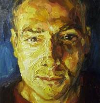 Portrait of Tom Baily.